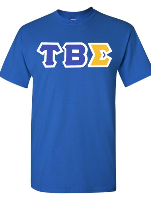 TBS Mega Greek Tee(Embroidered)