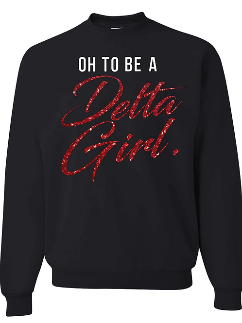 Oh to Be a Delta Girl