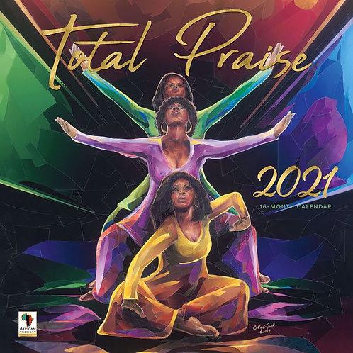 Total Praise2021 Wall Calendar
