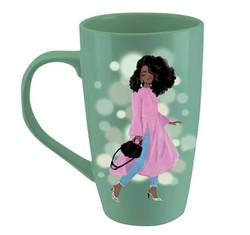 Wake.Pray.Slay. Latte Mug