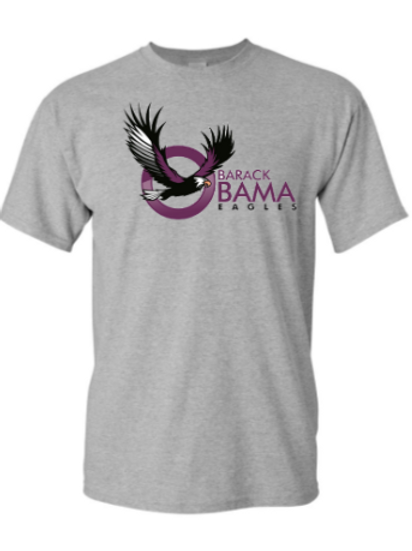 Obama Eagles Logo Tee