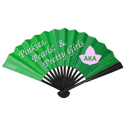 Fold-able Bamboo Hand Fan
