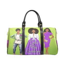 DPsiE ladies duffle bag
