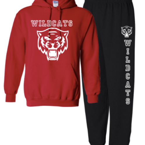 Wildcat Sweat Suit(youth)