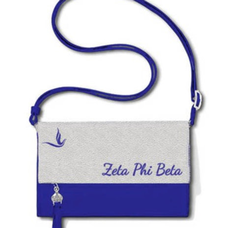 Zeta Crossbody/Clutch Purse