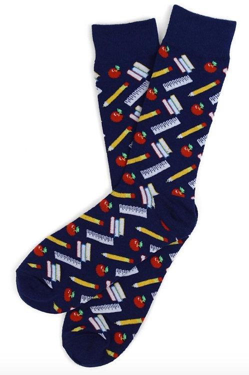 Men's Academic Crew Socks