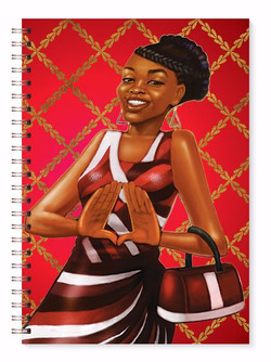 Red & White Journal