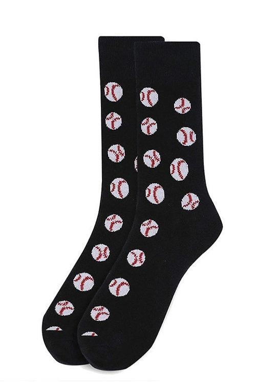 Men's Baseball Socks