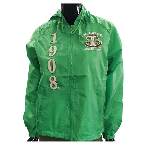 Hooded Line Jacket
