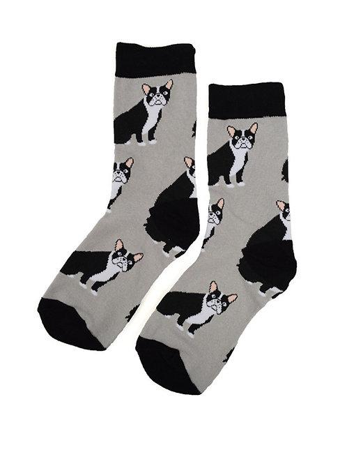Women's French Bull Dog Socks