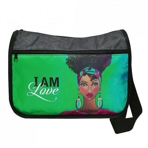 I Am Love Crossbody Bag