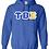 Thumbnail: Tau Beta Sigma Hoodie(Embroidered)