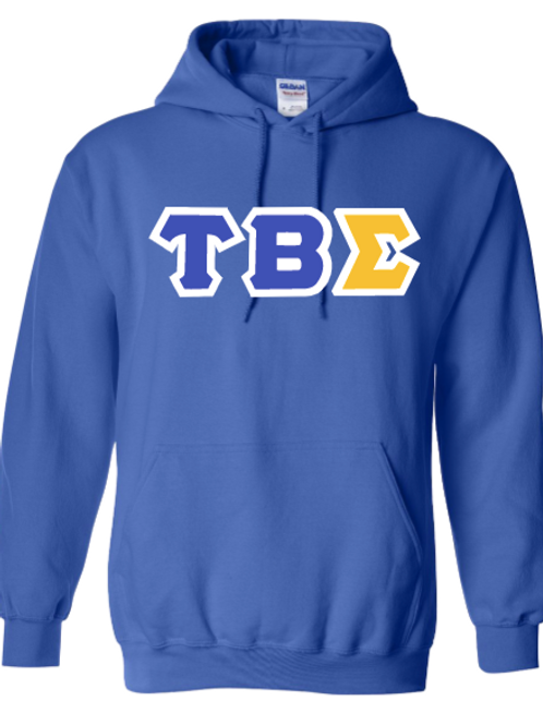 Tau Beta Sigma Hoodie(Embroidered)