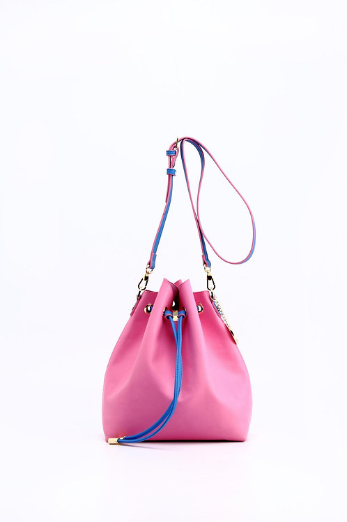 Sarah Jean Aurora Pink and French Blue
