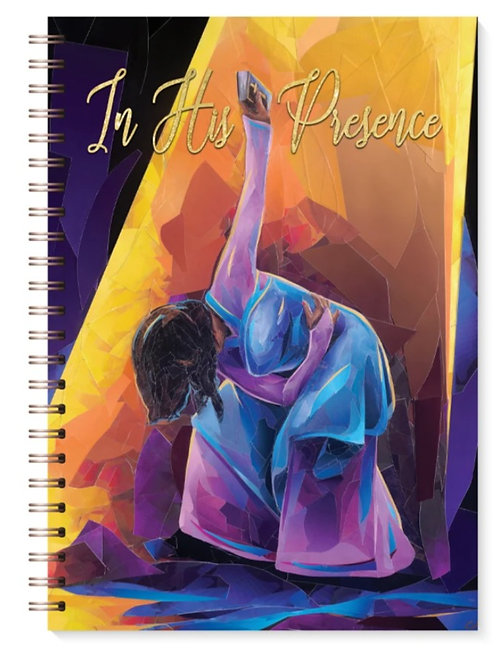 In His Presence Journal