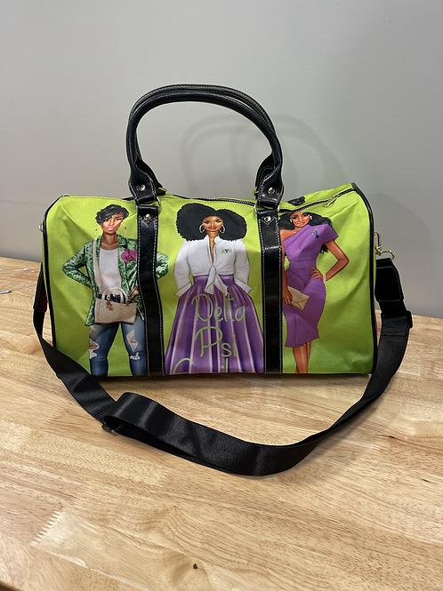 DPsiE medium duffel bag
