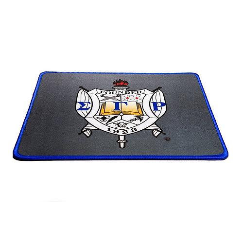 Sigma Gamma Rho Hemmed Mouse Pad