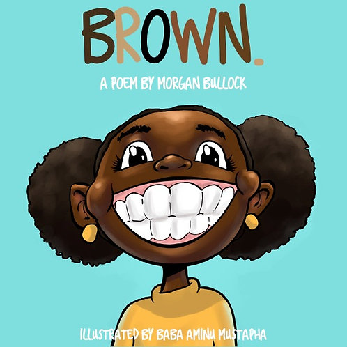 BROWN. Children's Book Signed Copy