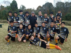U14 Winners