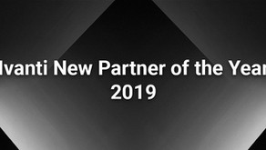 CDA RECEIVES AWARD AS IVANTI NEW PARTNER OF THE YEAR