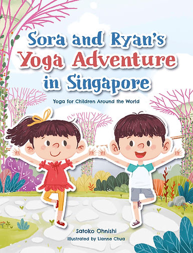 Sora and Ryan Yoga Adventure Cove (low-r