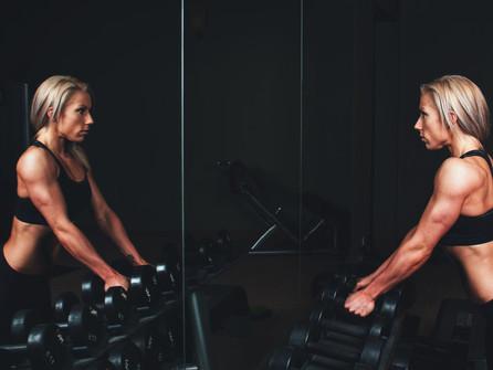 Saako ulkonäkökeskeisesti treenata?