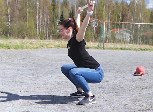 Ajatuksia valmentamisesta - Sara Toivonen