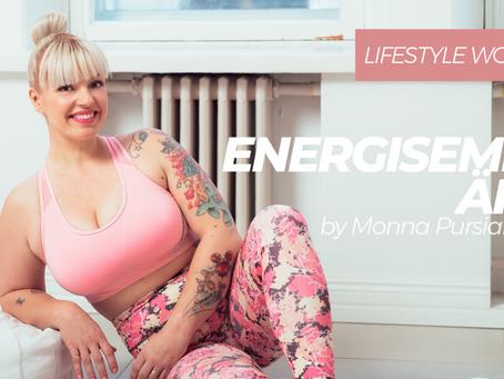 Energisempi äiti by Monna Pursiainen -verkkovalmennus