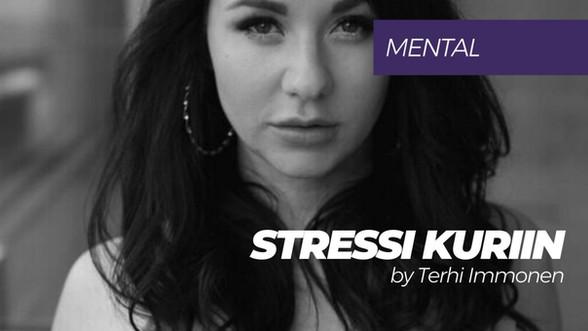 Stressinhallinta valmennus
