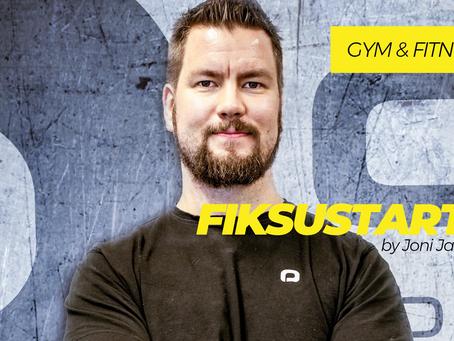 Joni Jaakkolan FiksuStartti -verkkovalmennus
