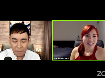 Heart To Heart Talk with Eric Feng Ep 2