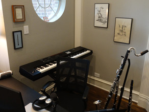 """10 Technology """"Must Haves"""" When Setting Up Your Virtual Music Teaching Studio"""