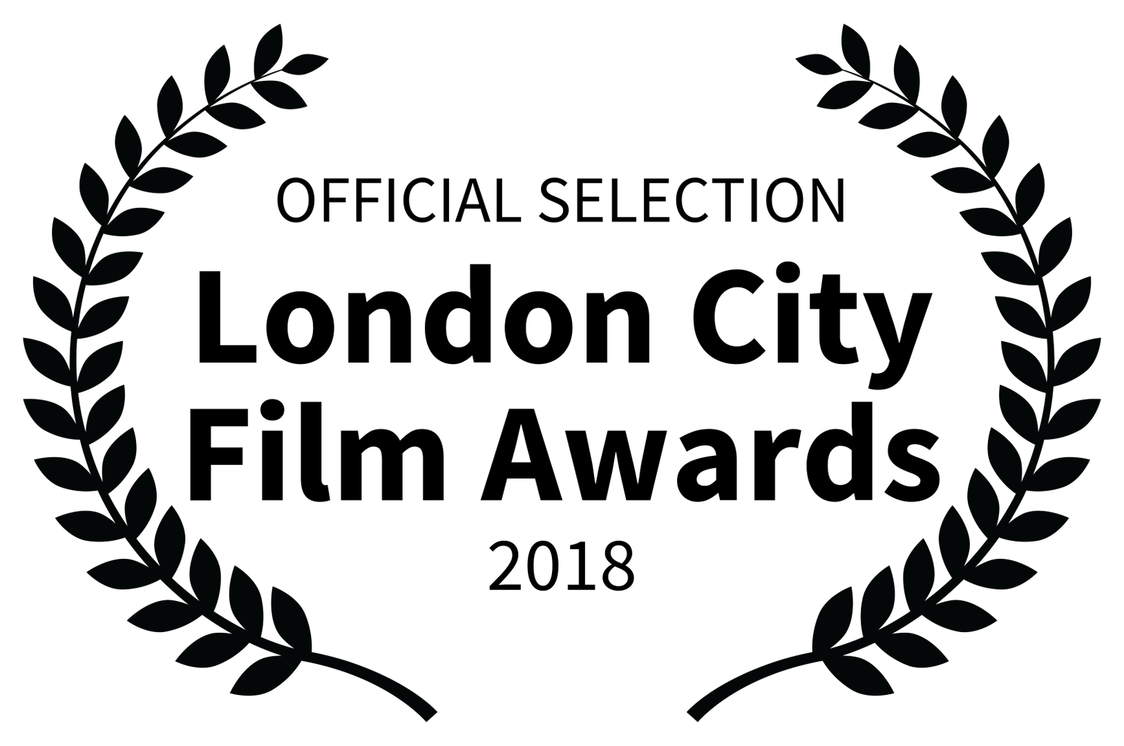 OFFICIAL SELECTION - London City Film Aw