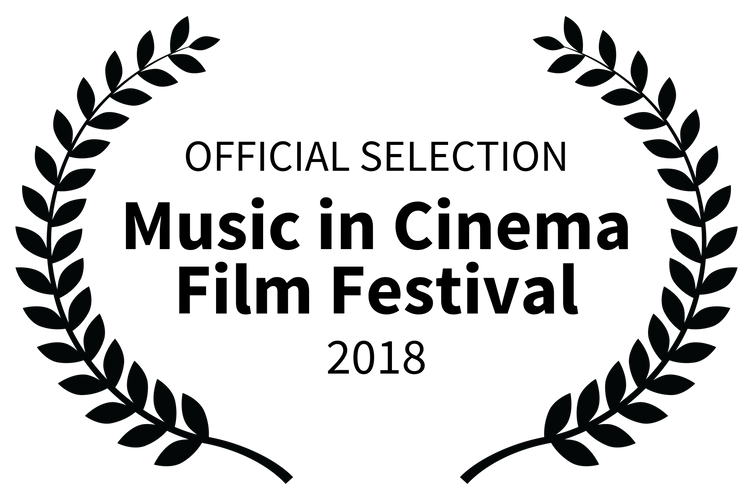 OFFICIAL SELECTION - Music in Cinema Fil