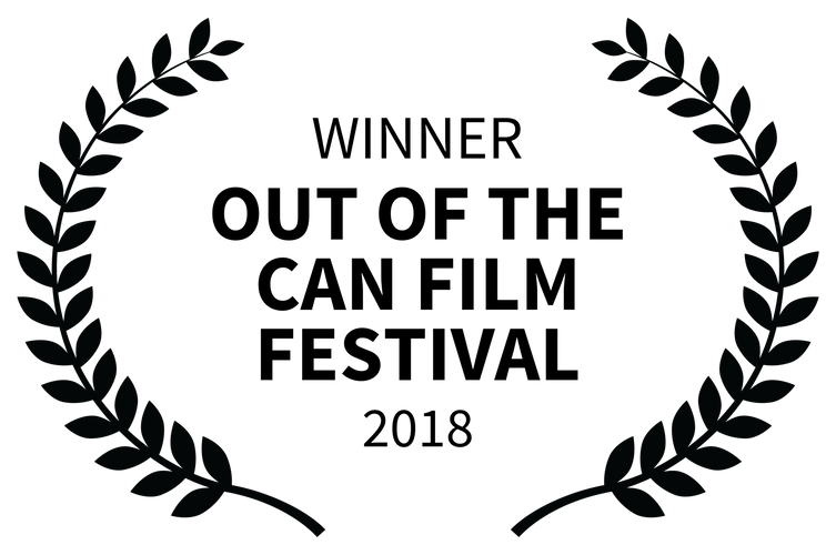 WINNER - OUT OF THE CAN FILM FESTIVAL -