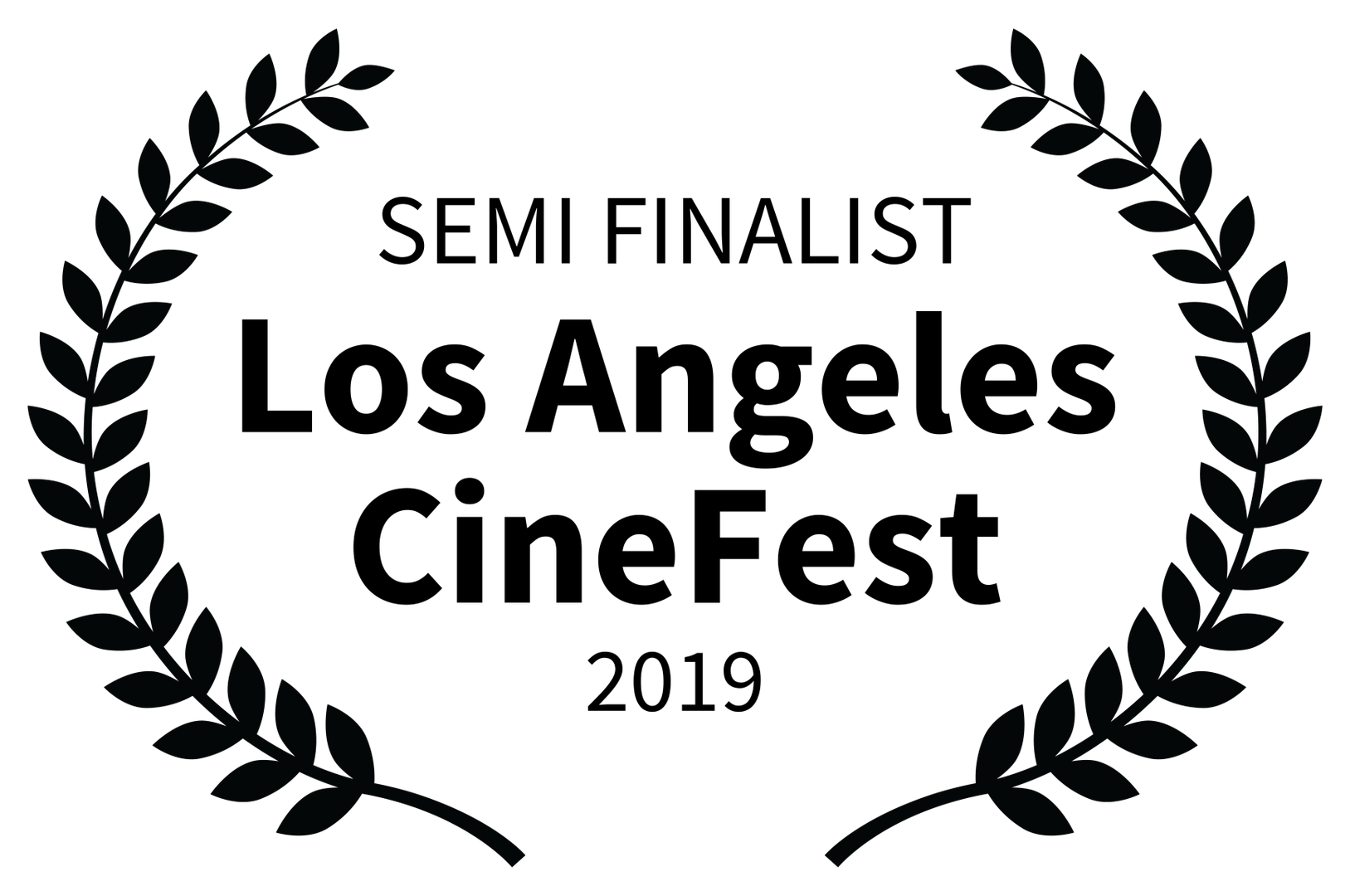 SEMI FINALIST - Los Angeles CineFest - 2