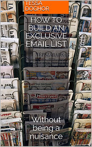How to build an exclusive email list