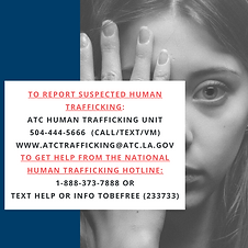 To report suspected human trafficking_ A