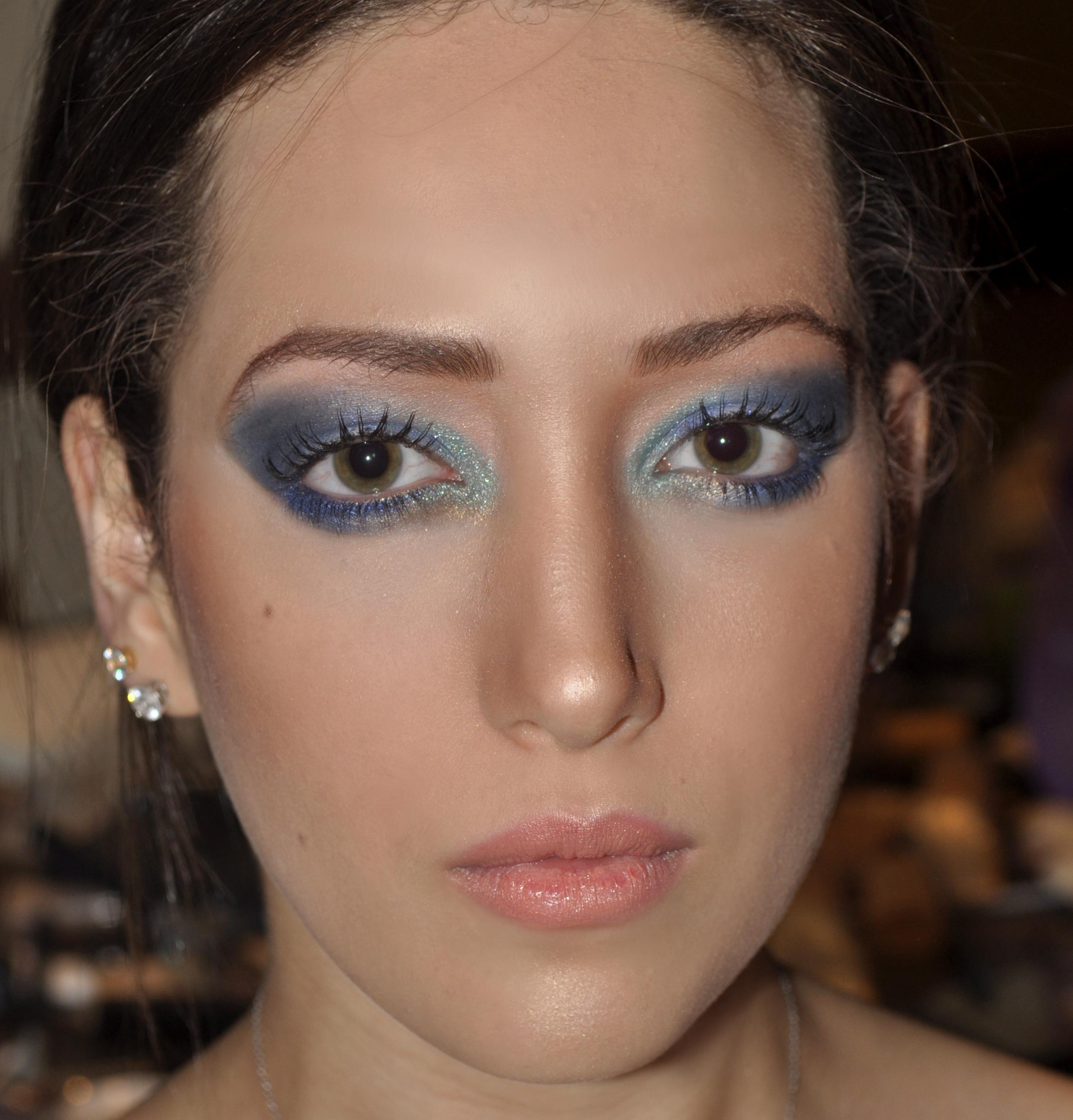 Edgy Makeup