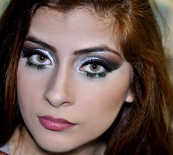 pakistani dramatic makeup