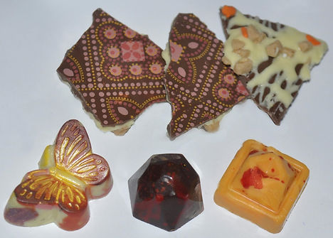 custom chocolates, chocolate favor, chocolate bark, chocolate catering, David Tutera event, Make a Wish Foundation Houston