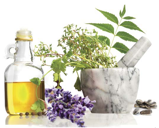 healing ingredients