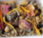 indian floral tea, rose te, loose leaf indian tea