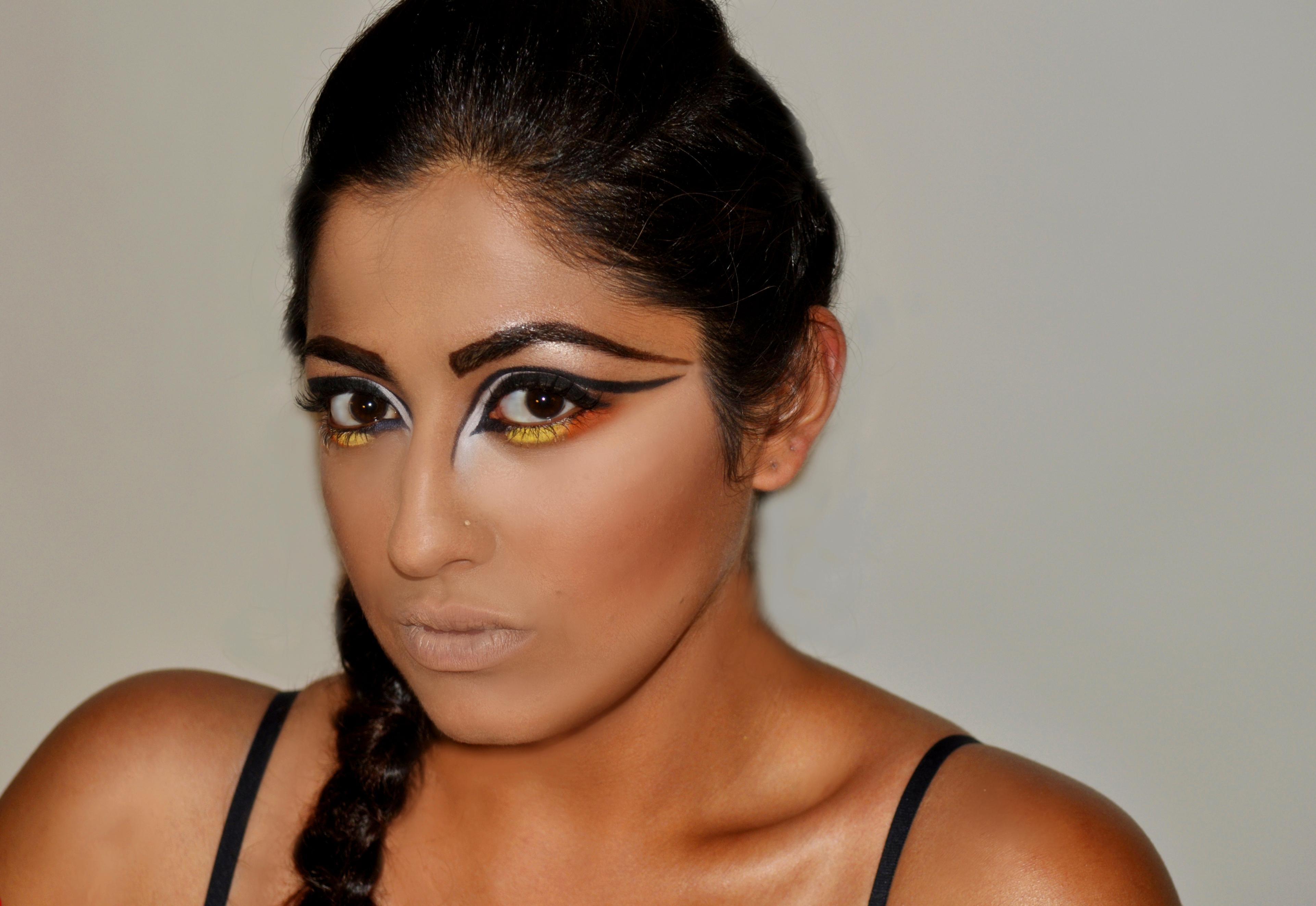 Avante Garde Makeup