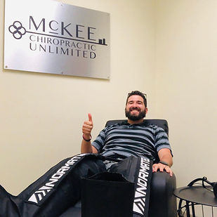 NormaTec at McKee Chiropractic Unlimited