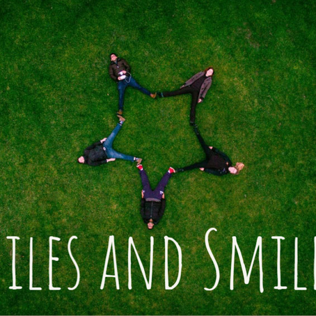 Miles and Smiles - A New Blog by Extra Mile Fitness Company!