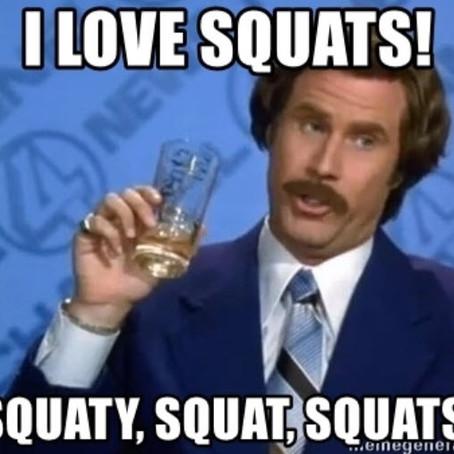 Let's Get Squatting