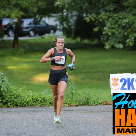 Alena Runs Her REAL Marathon!