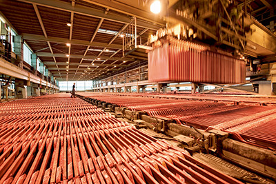 Metals: Base metals, alloys and semi-finished items