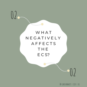 What Negatively Affects the ECS?